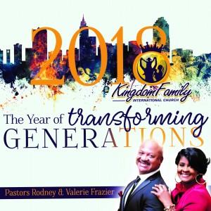 2018 Transforming Generations
